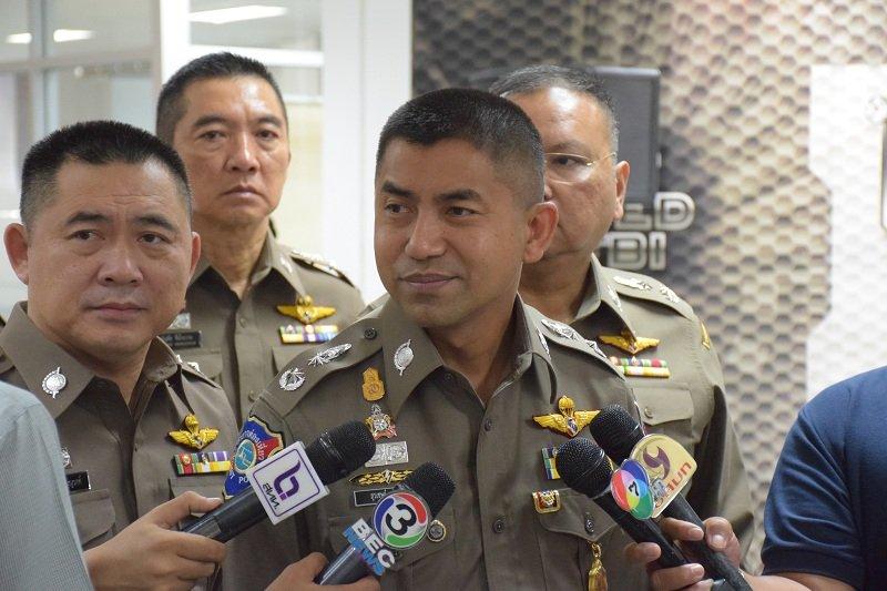 """Surachate """"Big Joke"""" Hakparn: definitief terug bij de politie"""