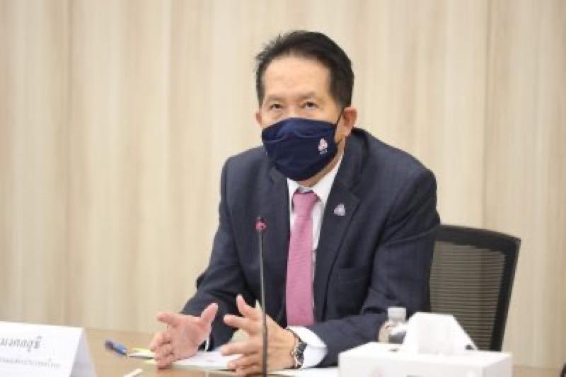 De nieuwe besmettingsgolf schaadt de bedrijfscapaciteit in Thailand