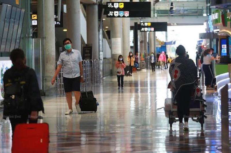 Thailand verwacht in de tweede helft van dit jaar 2 miljoen toeristen te kunnen verwelkomen