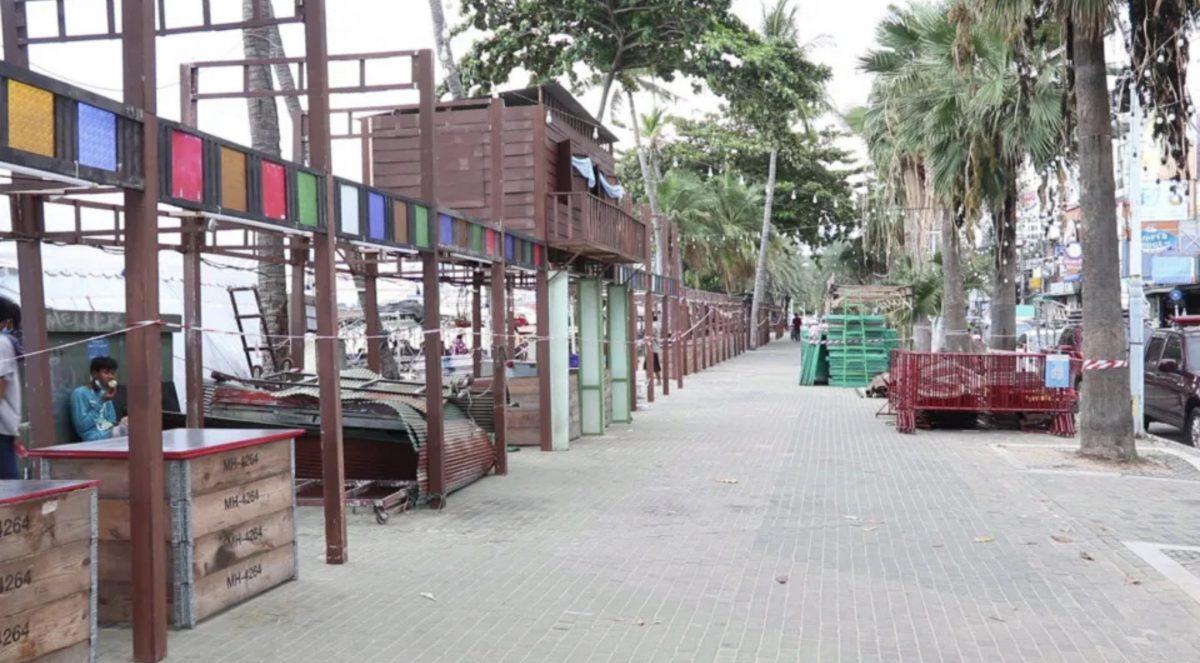 De burgemeester van Pattaya kondigt aan, nu dat Chonburi een rode zone wordt, dat het Pattaya Music Festival wordt uitgesteld.