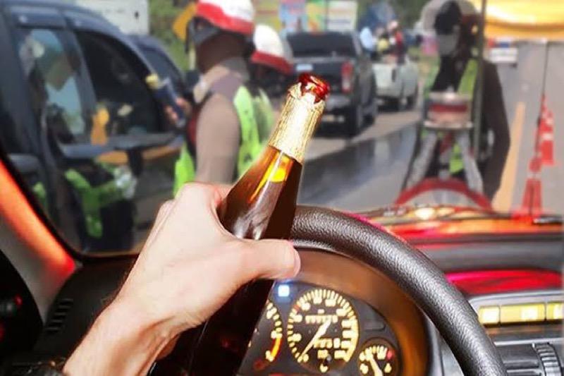3.730 verkeersdeelnemers hebben een boete gekregen voor het rijden onder invloed