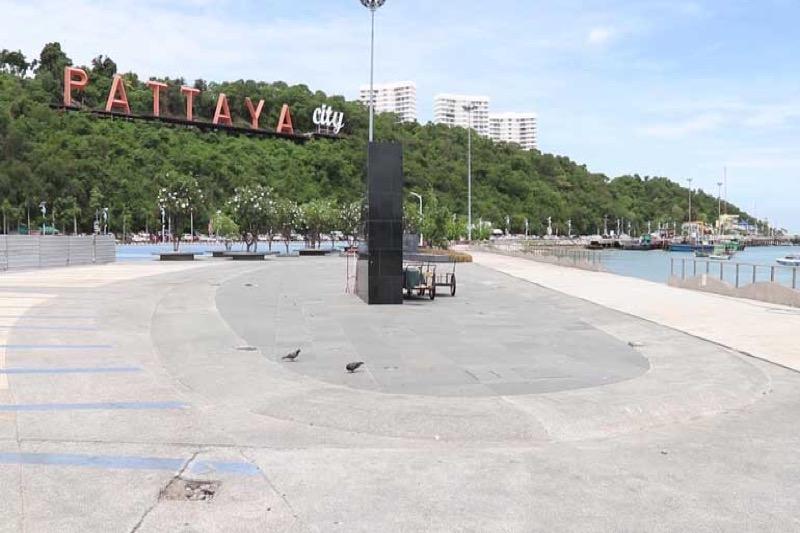 De kustplaats Pattaya gaat in sportfaciliteiten investeren