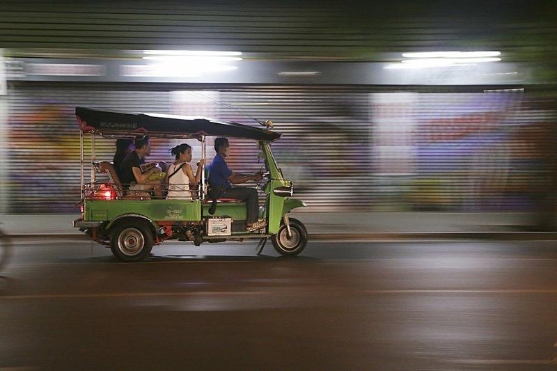 Thailand streeft ernaar dat er in 2035 alleen elektrische voertuigen rondrijden