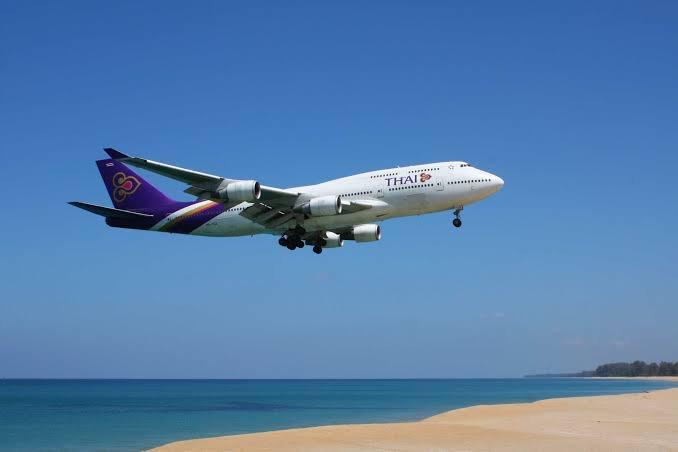 Thai Airways vliegt deze week van Frankfurt naar Phuket