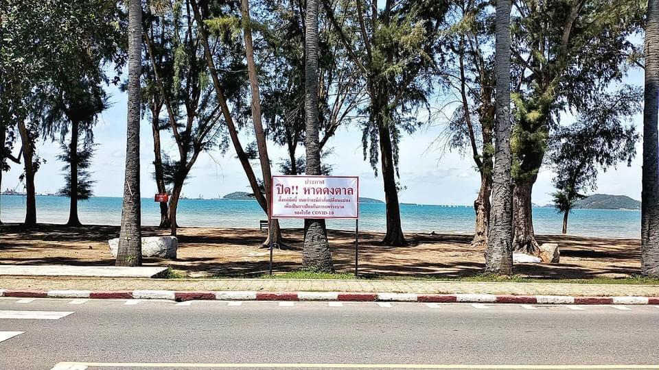 De afdeling wetshandhaving van Pattaya begint met strandinspecties en waarschuwingen!