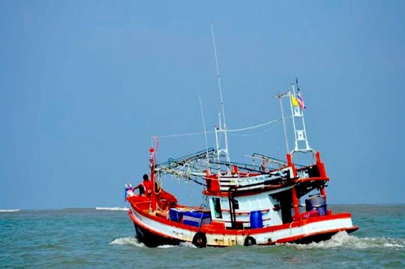 Thaise ministerie van visserij sluit 30 juni de Andamanse Zee om daar te vissen