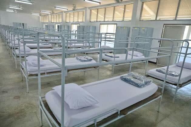 In Thailand staan er meer dan 25.000 bedden klaar voor Covid19 patiënten