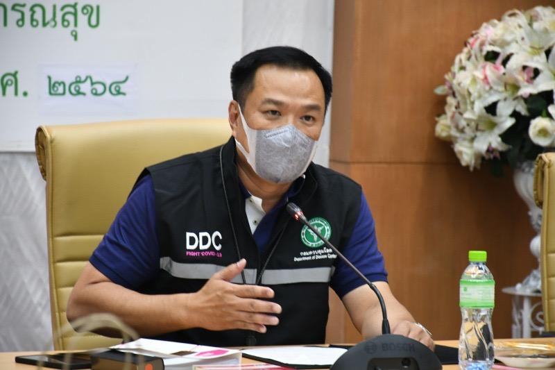 De recente uitbraak van Covid-19 door uitgaansgelegenheden in Bangkok moet binnen een maand worden opgelost, beweert de minister van Volksgezondheid