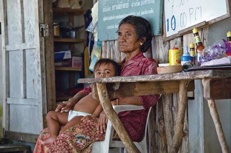 De Thaise overheid belooft voor de ouderen te zorgen en wat doet U?