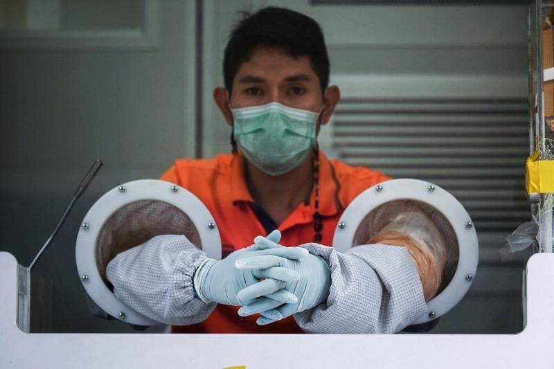 Derde Covid19 golf in Thailand dreigt roet in het eten van de toeristische heropening te strooien