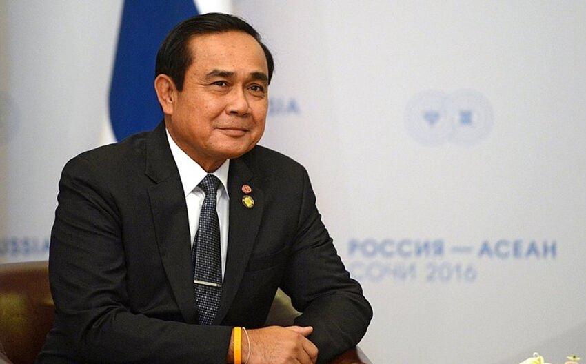 Alle beslissingen omtrent de Covid19 pandemie in Thailand worden door premier Prayut genomen