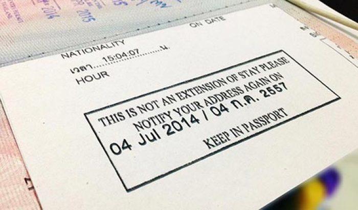 Het extranet van de Thaise Immigratiedienst werkt weer, zodat u thuis uw 90 dagen en TM30 rapportage kan indienen