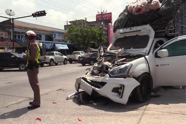 Triest: 54 doden, 373 gewonden op de derde dag van de Songkran-vakantie
