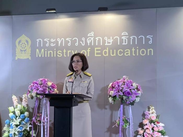 De nieuwe minster van Onderwijs gaat het pesten op de scholen in Thailand aanpakken