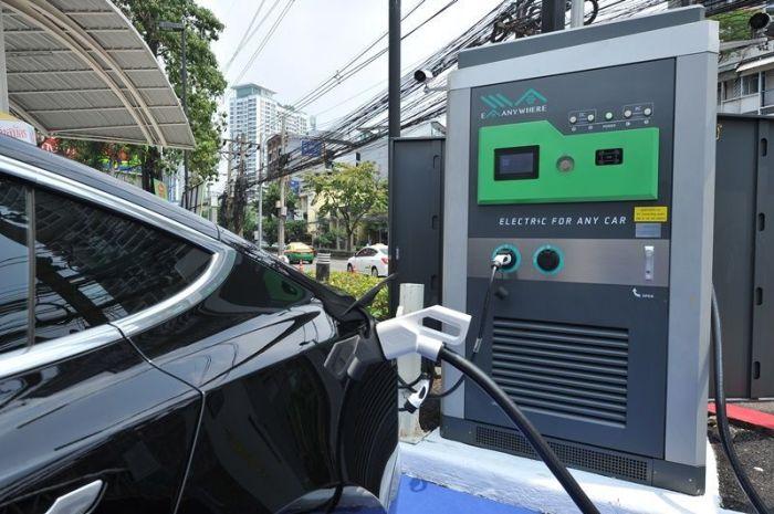 Het Thaise EA gaat in de provincie Chachoengsao batterijen en elektrische voertuigen produceren