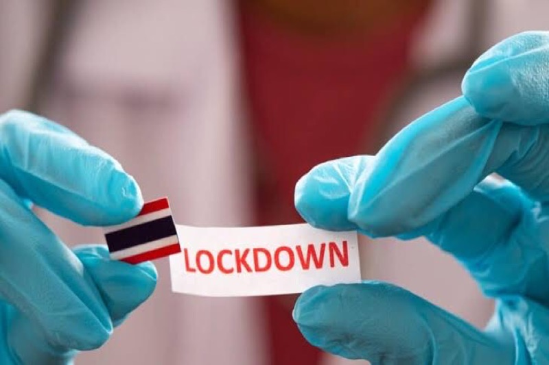 Lockdown in Thailand niet nodig: de minister van gezondheid zegt dat de regering controle heeft over het virus