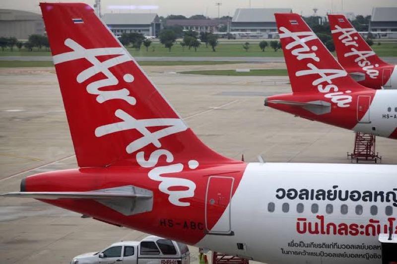 Thai AirAsia heeft het voornemen om naar de beurs te gaan