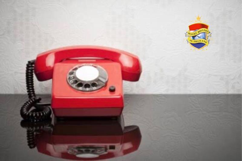 De Thaise overheid komt tussenbeide om de problemen van de Covid-hotline op te lossen