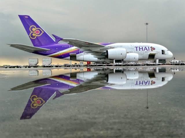 Het is nog maar de vraag of Thai Airways zal overleven
