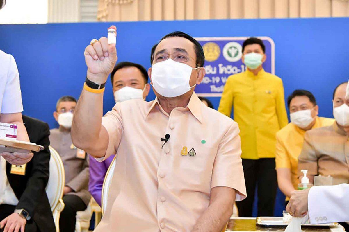 Thailand zal AstraZeneca gebruiken, ondanks de angst voor bloedklonters