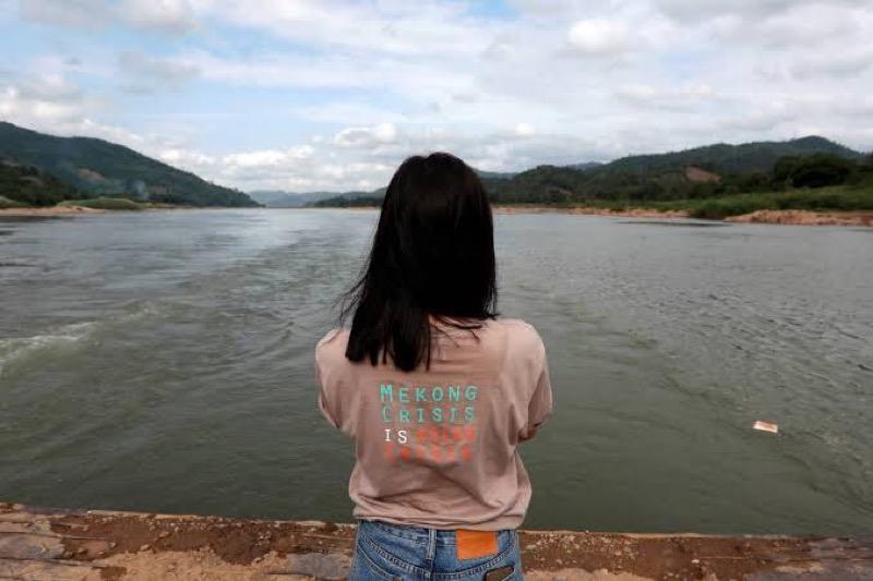 Het niveau van de Mekong is echt te laag, de Thaise regering is in onderhandeling met de buren