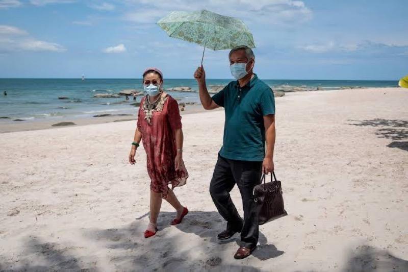Hua Hin wil zich openstellen voor gevaccineerde buitenlandse toeristen