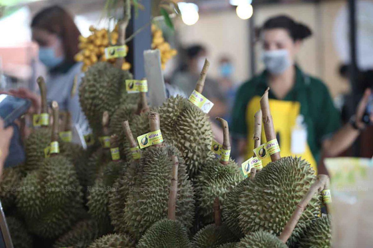 Thailand wil grootste durianteler ter wereld worden