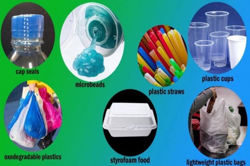 Het eenmalig gebruik van plastic gaat dit jaar in Thailand verboden worden