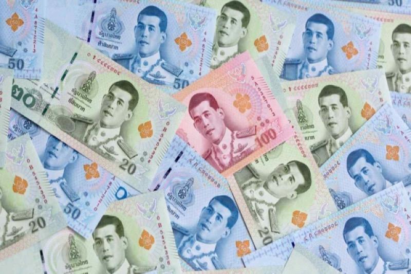 De Thaise baht is de slechts presterende munt in Zuidoost Azië
