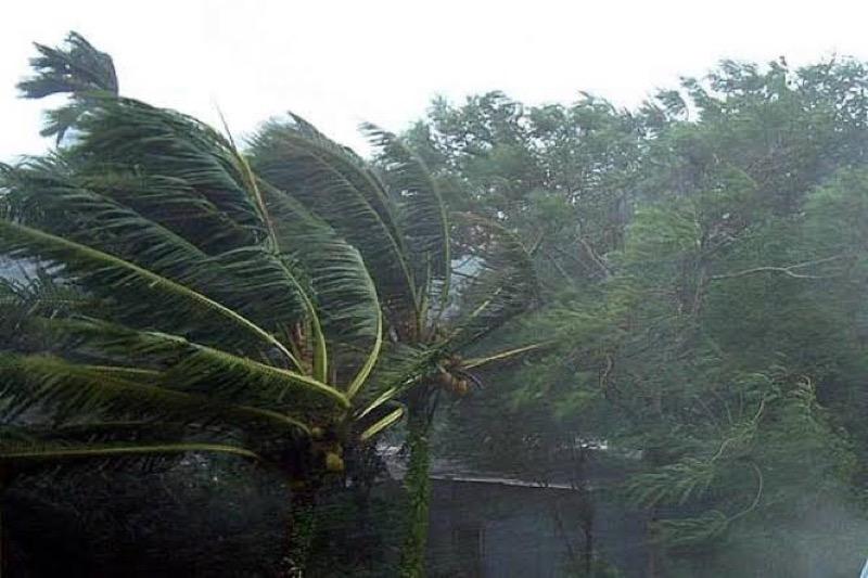 Komende dagen stormen en wind voorspeld in grote delen van Thailand