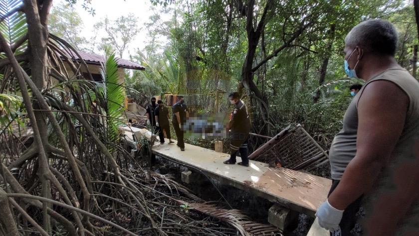 VIDEO | Duitse monnik dood in zijn huisje in Samut Prakan aangetroffen