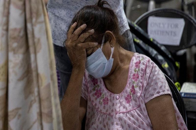 Rode Kruis opent rekening 7244 inzake de alarmerende coronasituatie in Azië