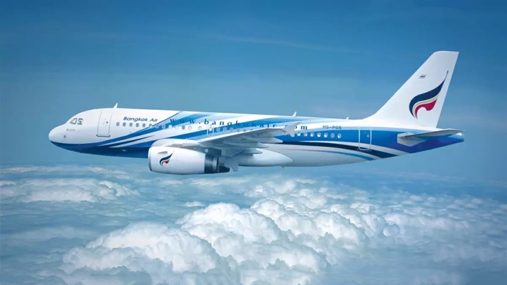 Bangkok Airways heeft de vluchten tussen Bangkok en Chiang Mai en Bangkok en Phuket hervat