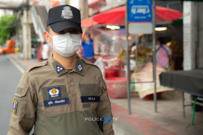 Nieuwe uniformen moeten de Thaise politie helpen om de criminaliteit aan te pakken