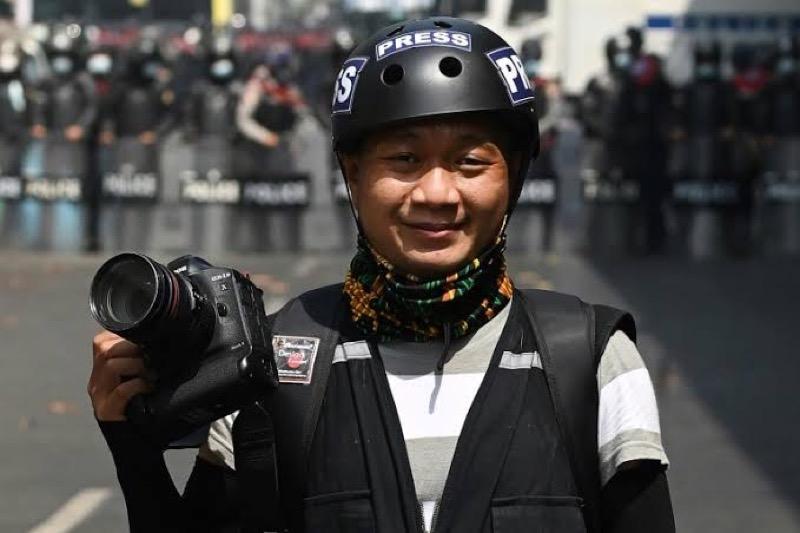 Thailand mag journalisten uit Myanmar niet uitzetten