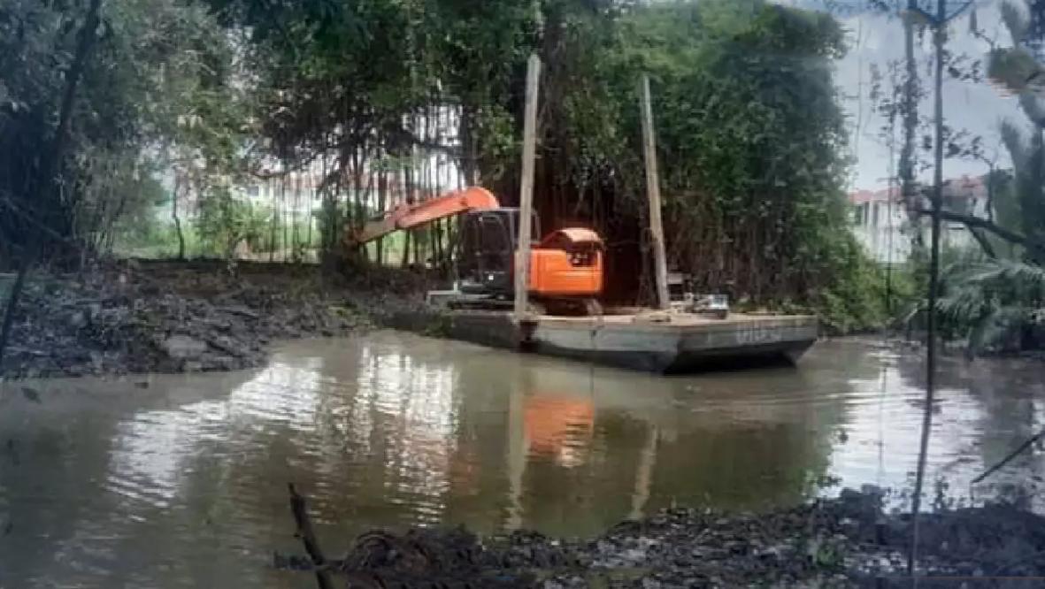 Ontwikkelingswerkzaamheden gaan door om van Thonburi gebied een toeristische attractie te maken