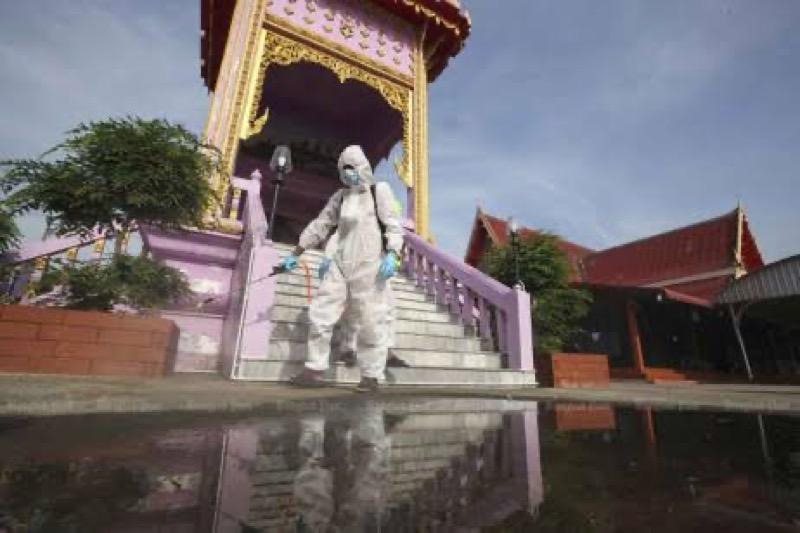 Thailand   lijst van tempels die klaar zijn om coronaslachtoffers te cremeren