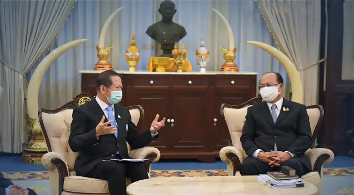 Particuliere sector bereidt 372 priklocaties in heel Thailand voor