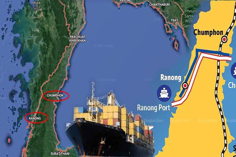 Het landbrugproject tussen Ranong en Chumphon moet worden versneld