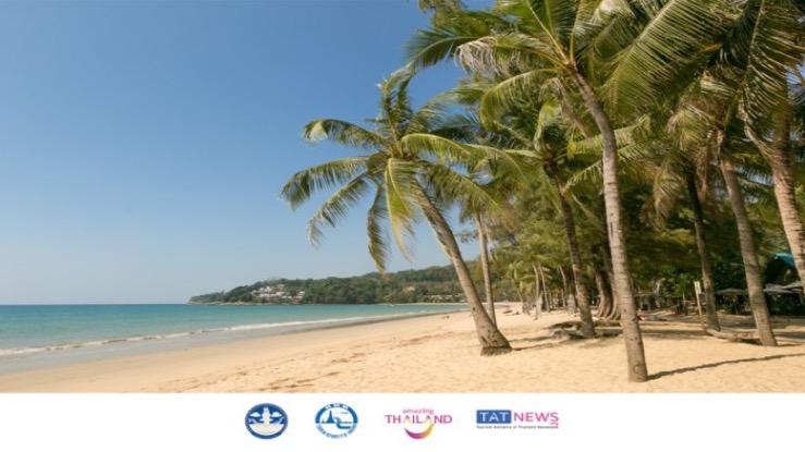 Het zuidelijk gelegen Phuket verwacht vanaf juli 129.000 buitenlandse toeristen