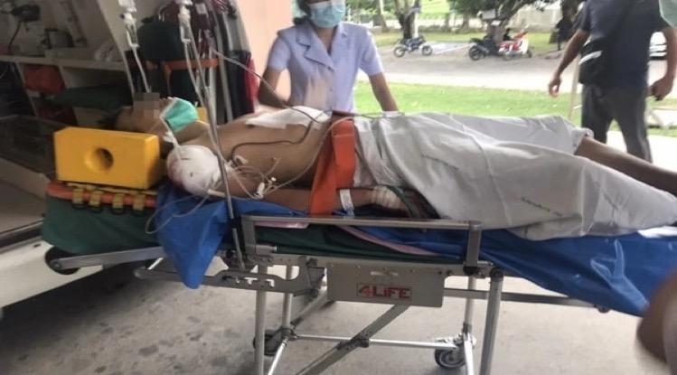 UPDATE   Chinese man gearresteerd na het neerschieten van politieagenten in Pattaya