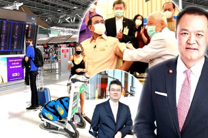 Thailand gaat gestaag verder met het bedenken van plannen voor de voor heropening van toeristische gebieden