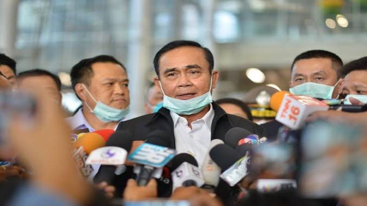 Géén mondkapjes méér voor sprekers tijdens regeringsbijeenkomsten