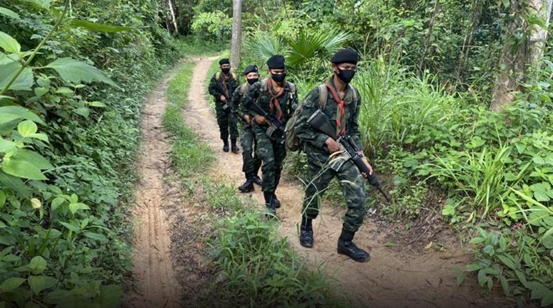 De provincie Songkhla voert maatregelen tegen nieuwe variant het Covid19 virus op