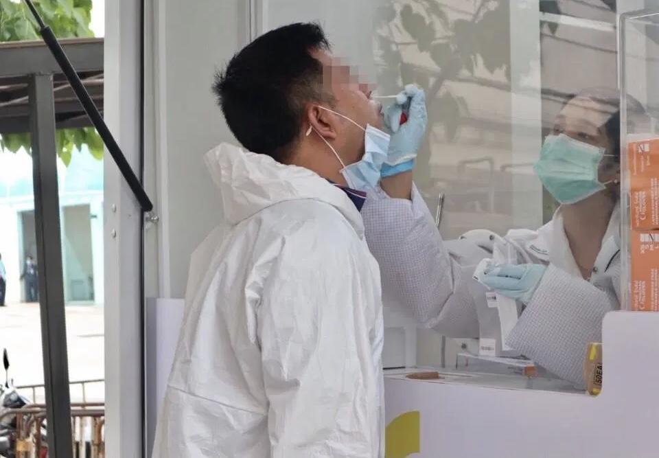 Het aantal Covid19 infecties in Chonburi gedaald tot 57, het laagste in meer dan een maand