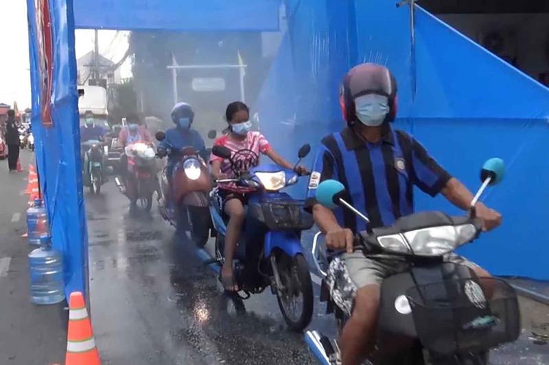 Gisteren telde Thailand 27 doden en 2.044 nieuwe Covid19 geïnfecteerde mensen
