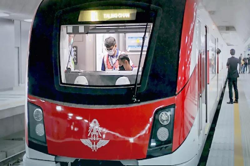 De SRT Red Line gaat mogelijk dit jaar niet in gebruikt genomen worden zoals gepland