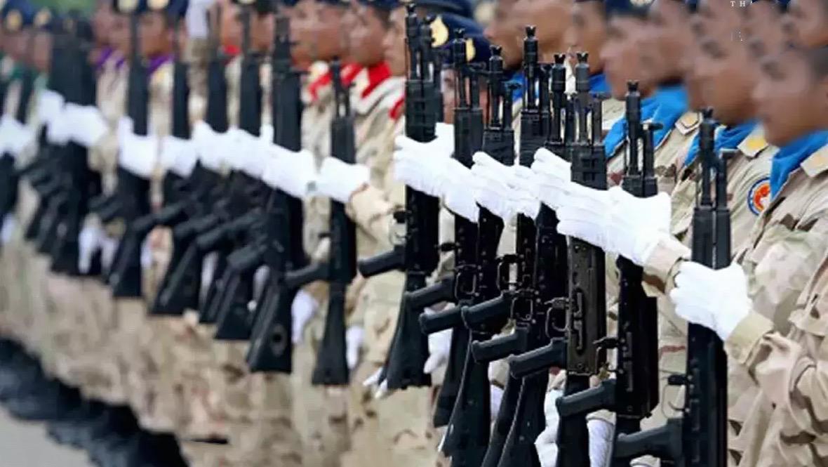 Volgens de Thaise politie zijn de uit de militaire kazerne in Narathiwat gestolen AK-geweren verkocht aan opstandelingen
