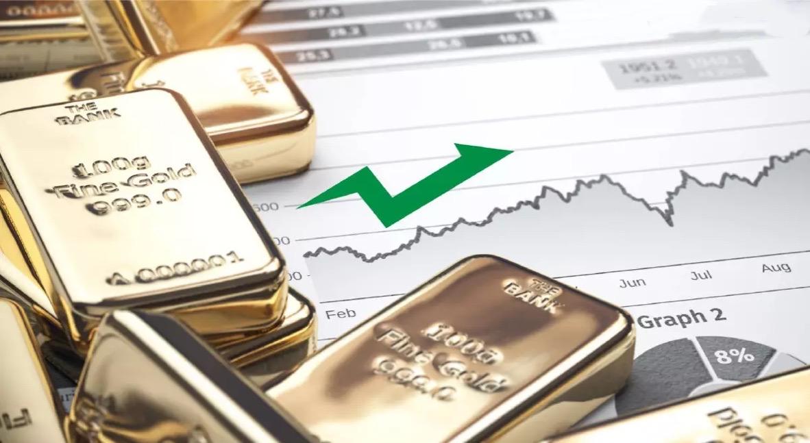 BANGKOK:- De goudprijs in Thailand steeg deze morgen met 300 per baht-gewicht