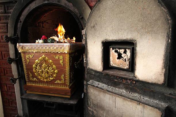 76-jarig Covid19-slachtoffer uiteindelijk gecremeerd nadat vier tempels weigerde de crematie te verzorgen